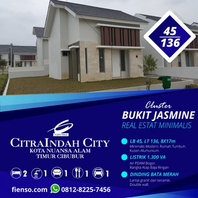 jasmine 45 citraindah city