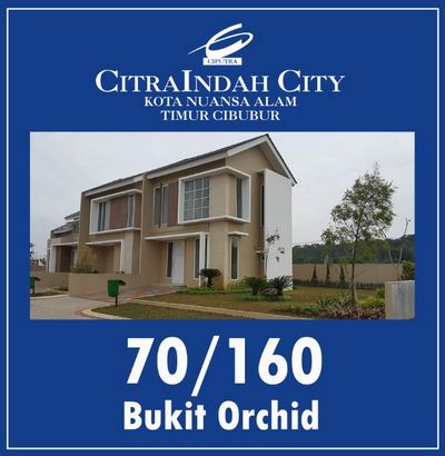 70/160 Buki tOrchid CitraIndah City