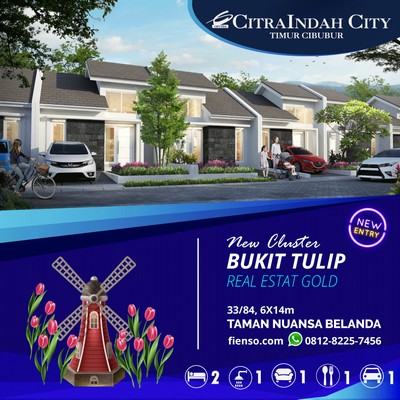 Tulip 33/84, CitraIndah City